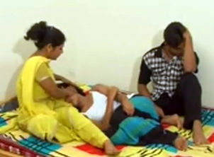 Indian duo live orgy talk