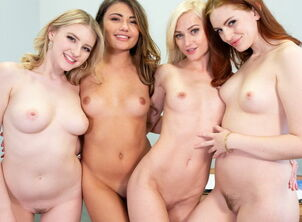 Nancy Babyhood Having Orgy