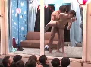 Gorgeous fuck-a-thon video jav exotic..