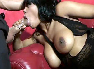 Wonderful ebony mega-slut ass fucking..